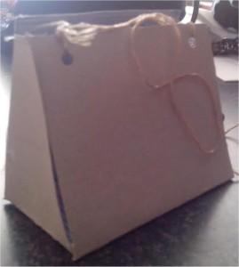 handtas surprise maken