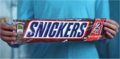 snickers surprise maken