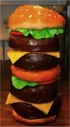 hamburger surprise maken