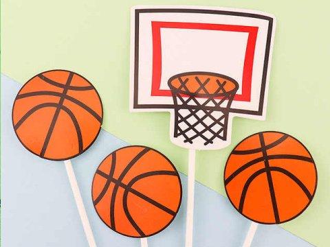 basketball surprise maken