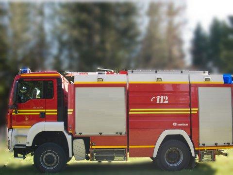 brandweer auto surprise maken