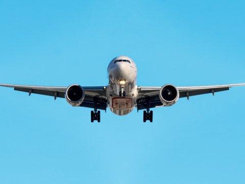 vliegtuig surprise