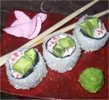 sushi surprise maken