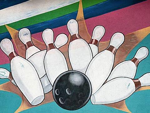 bowling surprise maken