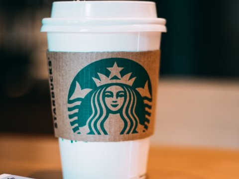 starbucks koffie surprise maken