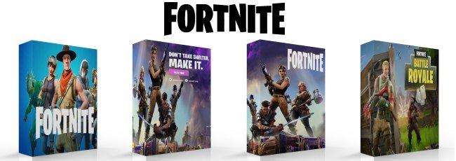 fortnite surprise maken