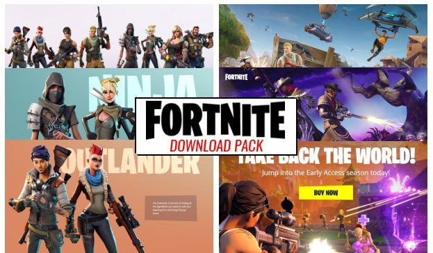 download pack afbeeldingen fortnite