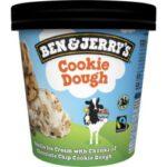 ben jerry cookie dough ijs surprise